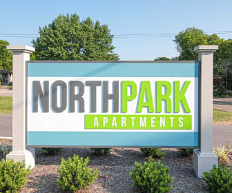 North Park Apartments, Norwood, Knoxville, TN