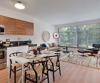 Kitchen, The Modern at Art Place