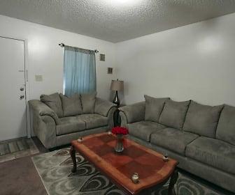 Living Room, Regency Arms & Poplar Place
