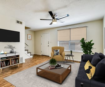 Windmill Townhomes and Duplexes, Forest Hills, San Marcos, TX