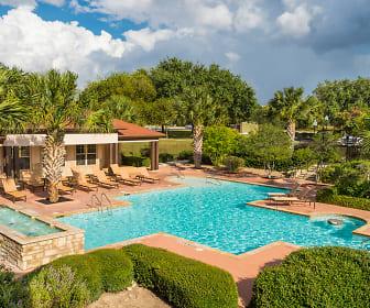 Pool, Villas at Medical Center