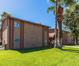 Thom Slate on Colter, Bourgade Catholic High School, Phoenix, AZ