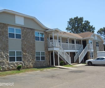 Camelot Apartments, Jackson State University, MS