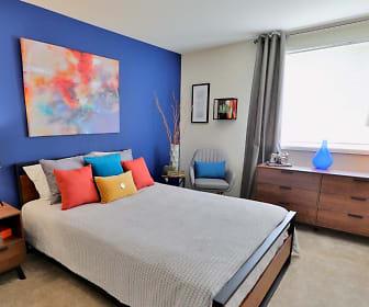 Bedroom, Brookdale at Mark Center