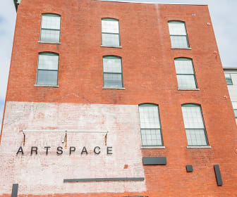 ArtSpace Norwich, New London, CT