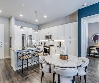 Kitchen, Kinstead McKinney Apartments