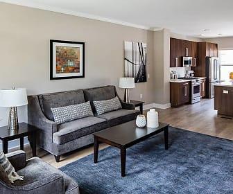 Living Room, Avalon Princeton