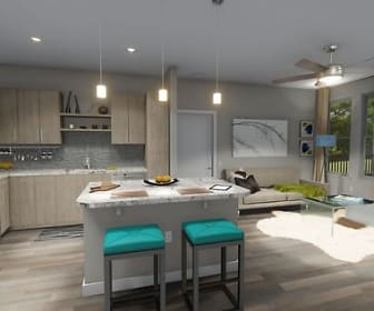 Kitchen, Altair at the Heights