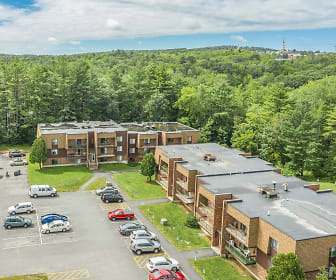 Thayer Garden Apartments, Liberty, ME