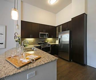 Kitchen, Motif