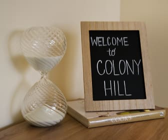 Community Signage, Colony Hill
