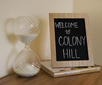 Colony Hill, Elkridge, MD