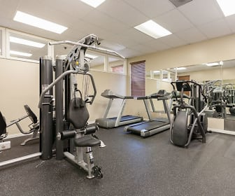 Fitness Weight Room, Somerset