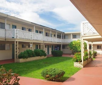Shamor Place Apartments, San Lorenzo High School, San Lorenzo, CA