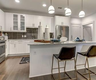 Kitchen, Alexan Lower Greenville