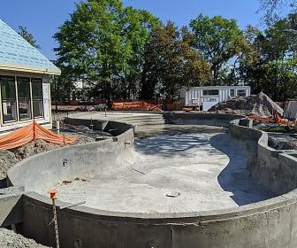 Pool, Arboretum Village Townhomes