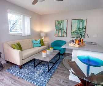 Living Room, Sunset Palms