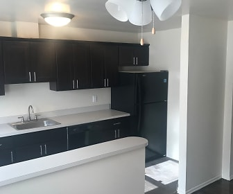 Upgraded kitchen for 2 bedroom pt.2, Orchard View Apartments