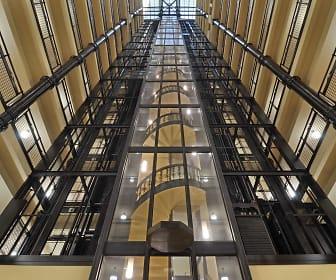 Foyer, Entryway, Pioneer-Endicott Building