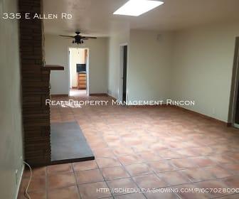 1335 E Allen Rd, Campus Farm, Tucson, AZ