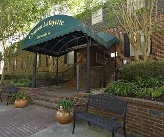 Leasing Office, Chateau Lafayette