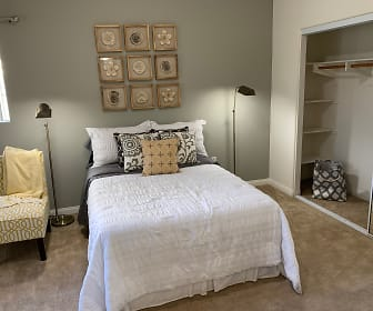 Bedroom, Crescent Heights Luxury Apartment Homes