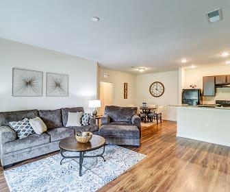 Living Room, Duval Station Landing