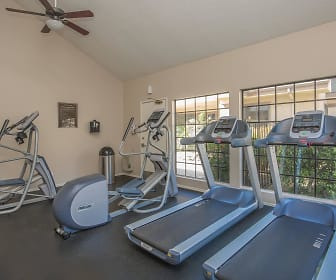 Fitness Weight Room, Mountain Springs Apartment Homes