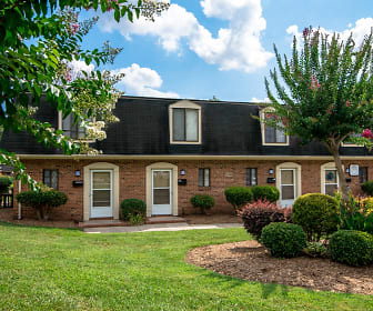 Four Seasons Townhomes, Covenant Christian Day School, Greensboro, NC
