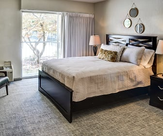 Bedroom, Passenger Flats Eastern