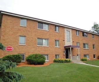 Building, Rose Park Apartments