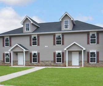 Building, Parkview Apartments & Townhomes