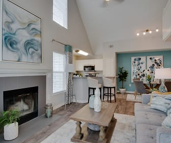 Living Room, The Harrison