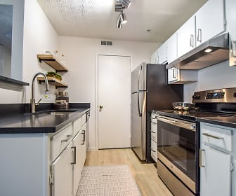 Kitchen, Enclave at Albany Park