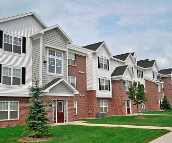 Building, Towne Lakes Apartments