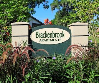 view of community sign, Brackenbrook