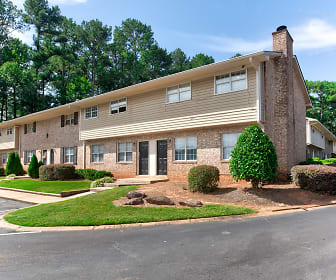 Pinewood Townhomes, Tucker, GA