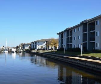 Lake, Anchorage Apartments
