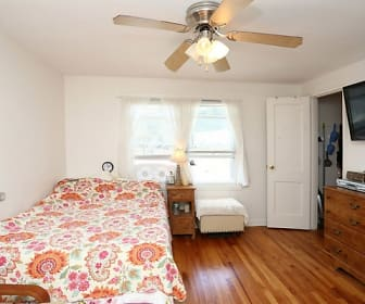 Bedroom, West Gate Town Homes