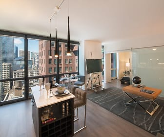 Lofts for Rent in Downtown, Chicago, IL