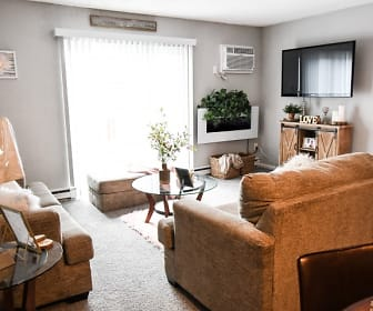 Living Room, Yorktowne Pointe