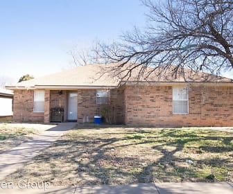 6837 Huron Ave., Whisperwood, Lubbock, TX