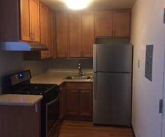 Kitchen, Buena Vista Apartments