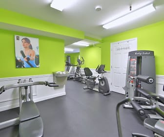 Fitness Weight Room, Briarwood Place Apartment Homes