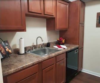 Kitchen, Oak Grove Place