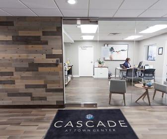 Cascade at Town Center, Eden Prairie, MN