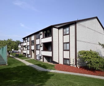 Building, Heathbriar Apartments
