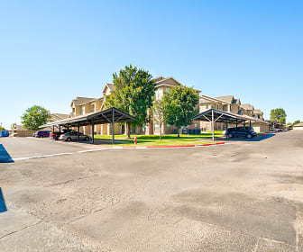 Plum Creek, Lorenzo De Zavala Middle School, Amarillo, TX