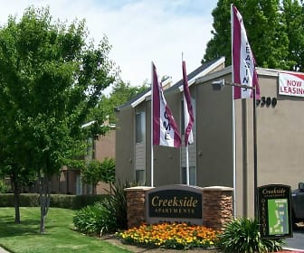 Leasing Office, Creekside Apartments
