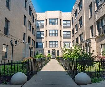 7100 N. Sheridan Apartments, Rogers Park, Chicago, IL